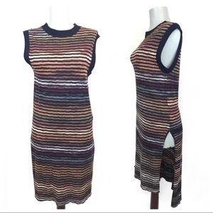 Zara • Knit Striped Dress